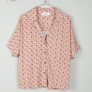 Camisa Sally terracota indiandcold
